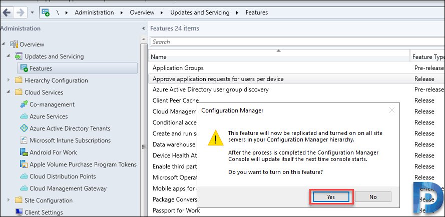 Install applications for device in SCCM 1906 Snap2