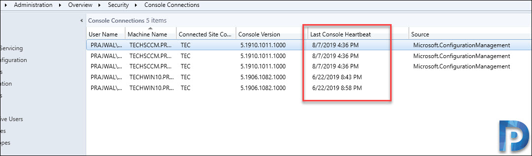 SCCM Technical Preview 1908