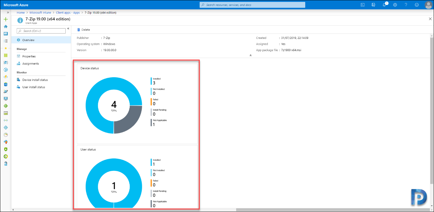 Intune MSI Application Deployment