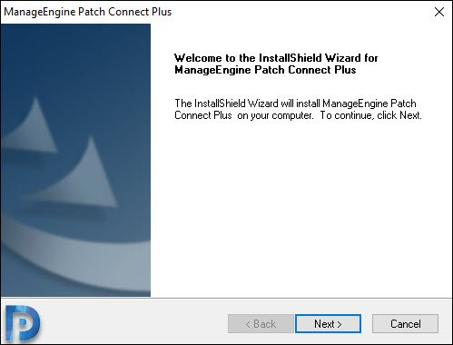 Install ManageEngine Patch Connect Plus