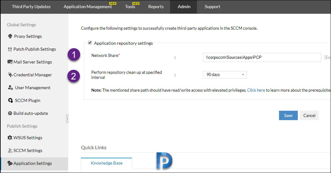 Patch Connect Plus Initial Configuration