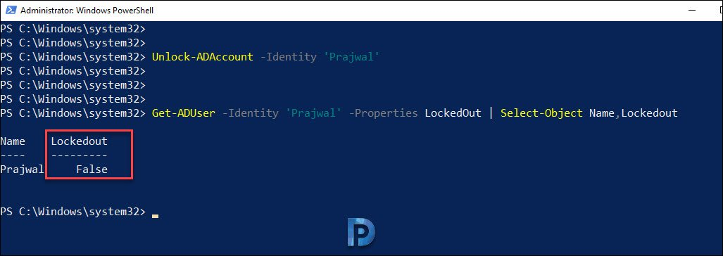 How to Unlock User Accounts with PowerShell