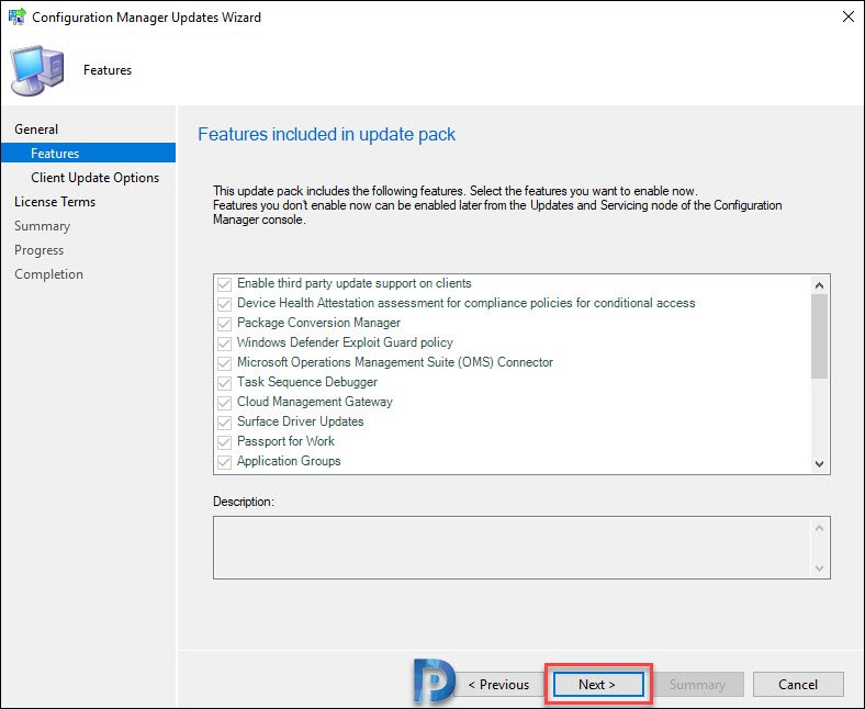 Configuration Manager Technical Preview 1909