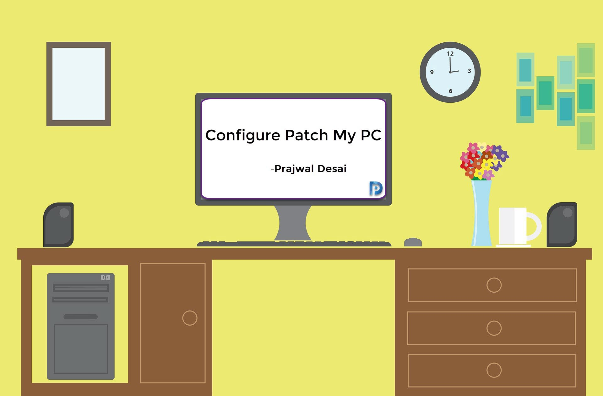 Configure Patch My PC