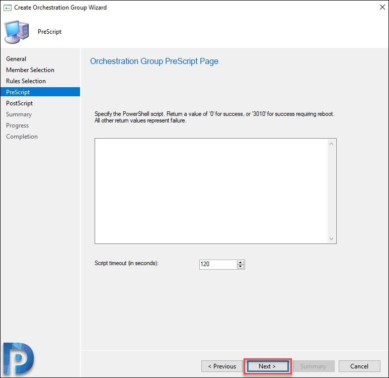 Orchestration Groups in SCCM