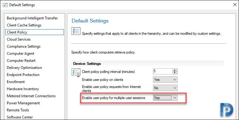 Improvements to Windows Virtual Desktop support