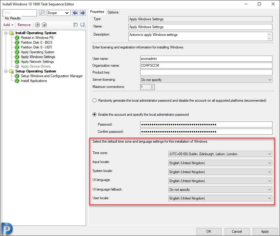 Task Sequence debugger Improvements and Improved language support