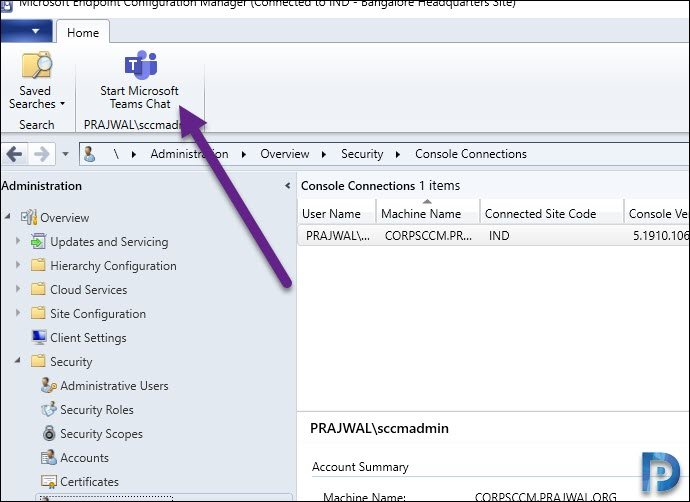 Configuration Manager Console Improvements