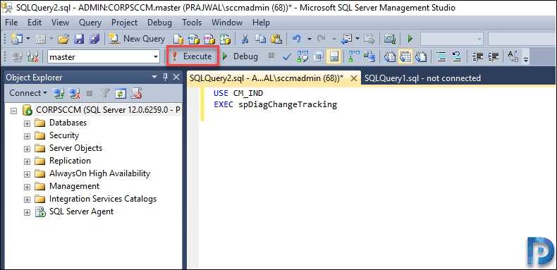 SQL Server Change Tracking Cleanup