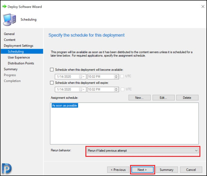 Deploy Dell Command Monitor using SCCM Snap11
