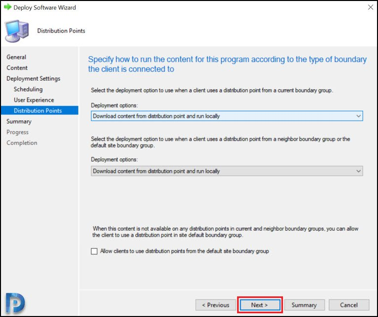 Deploy Dell Command Monitor using SCCM Snap12