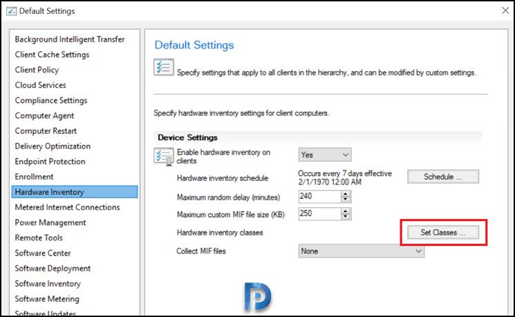 Deploy Dell Command Monitor using SCCM Snap23