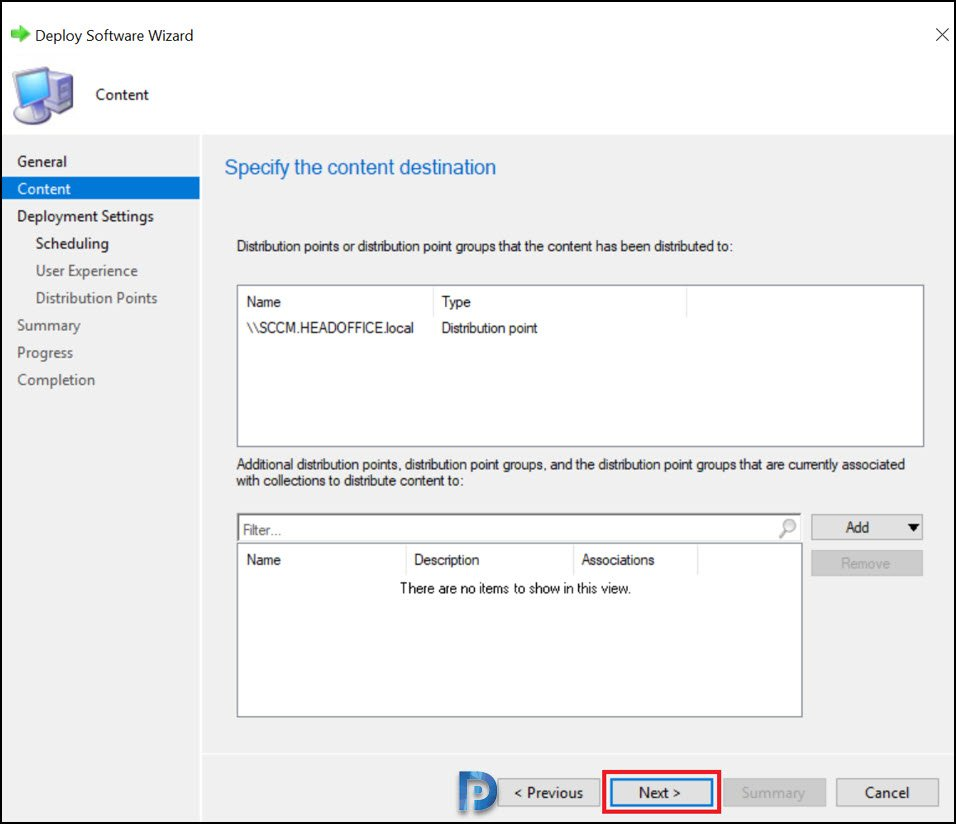 Deploy Dell Command Monitor using SCCM