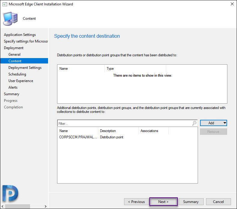 Deploy Microsoft Edge Updates using SCCM Snap6