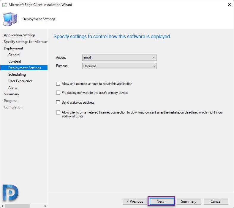 Deploy Microsoft Edge Updates using SCCM Snap7