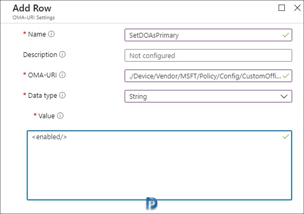 Configure Delivery Optimization with Microsoft Intune