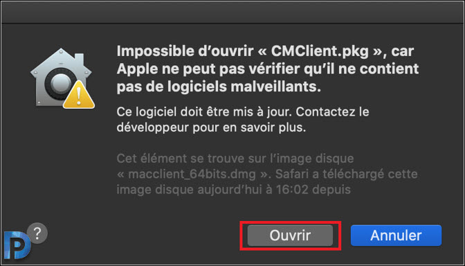 Install New SCCM MacOS Client 64 bit Snap11