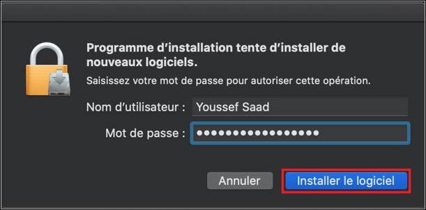 Install New SCCM MacOS Client 64 bit Snap15