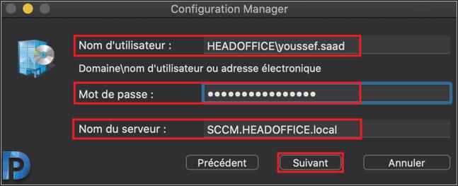 Install New SCCM MacOS Client 64 bit Snap18