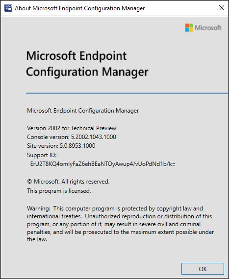About Microsoft Endpoint Configuration manager