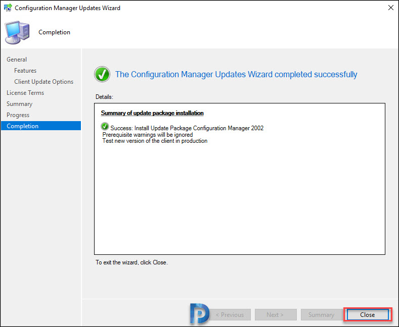 Configuration Manager 2002 Upgrade Guide Snap9