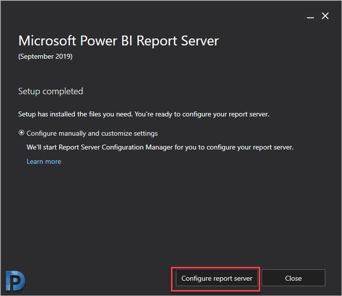 Integrate SCCM with Power BI Report Server Snap17