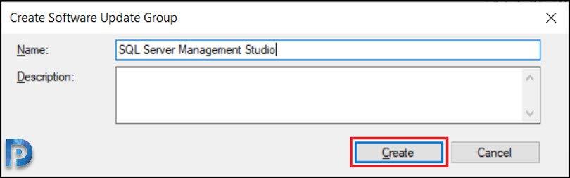 SQL Server Management Studio Updates Group