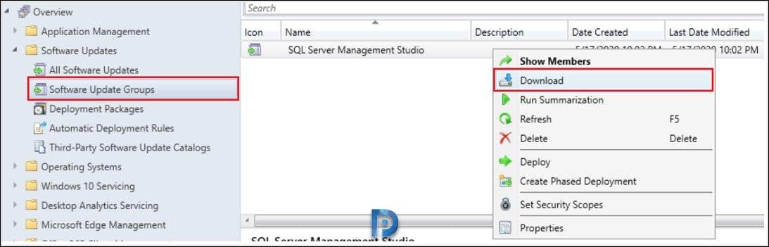 Download SSMS Updates
