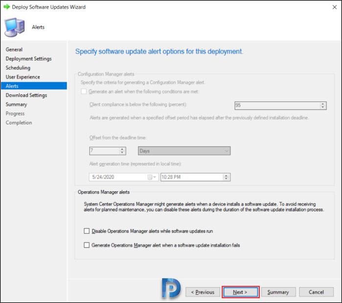 Deploy SQL Server Management Studio Updates using SCCM Snap36