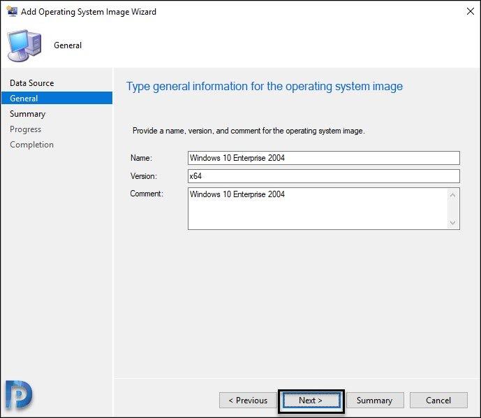 Windows 10 version 2004 details