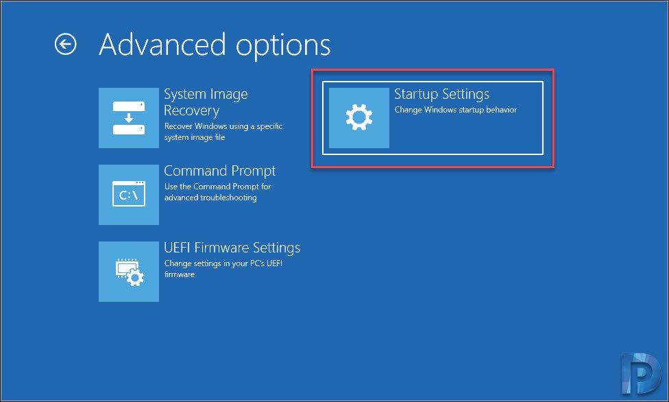 Boot Windows VM into Safe Mode