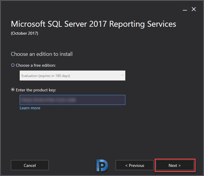 Install Microsoft SQL Server Reporting Services