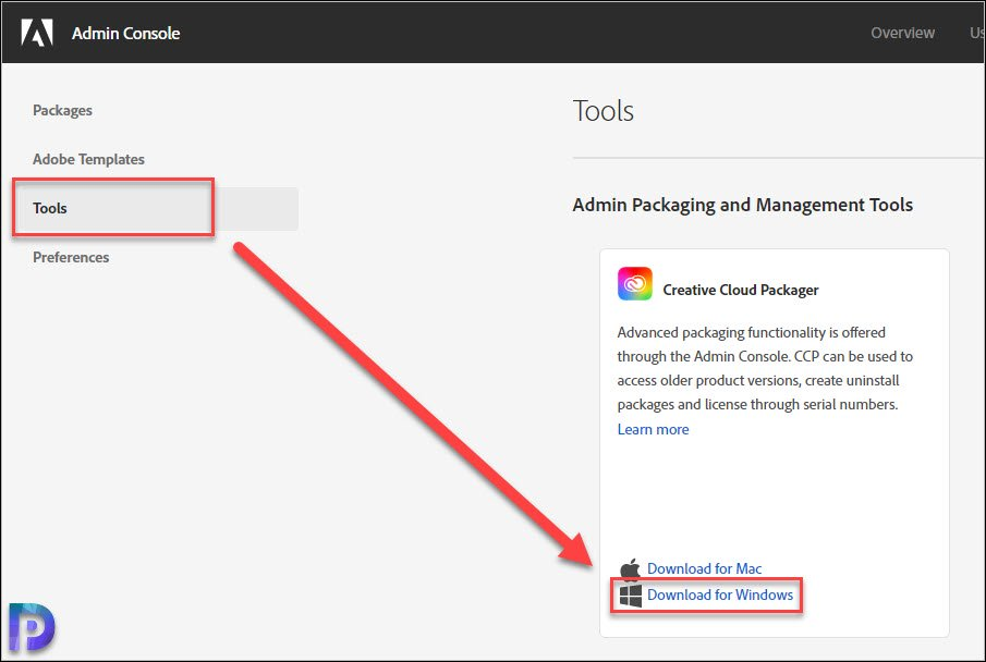 Download Adobe Creative Cloud Packager