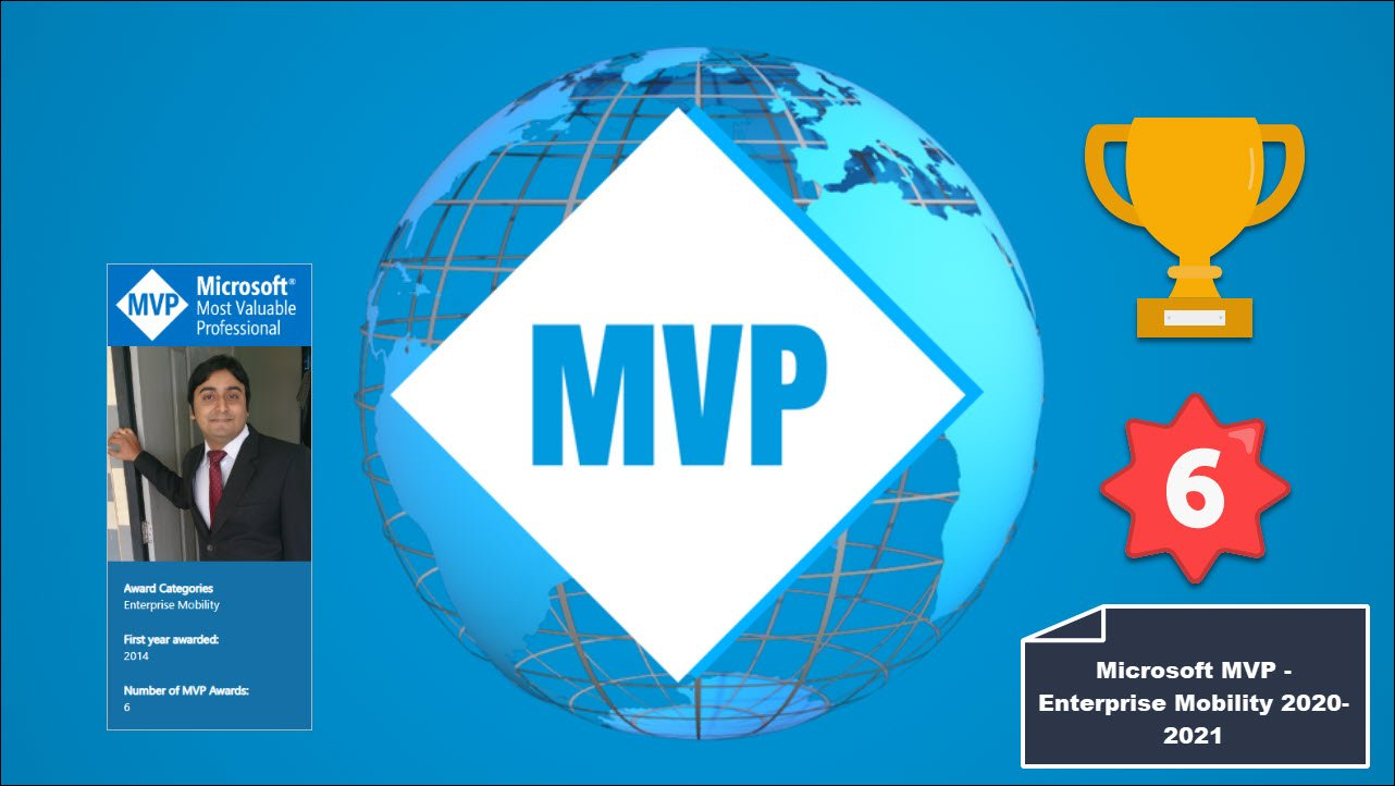 Microsoft MVP 2020 2021
