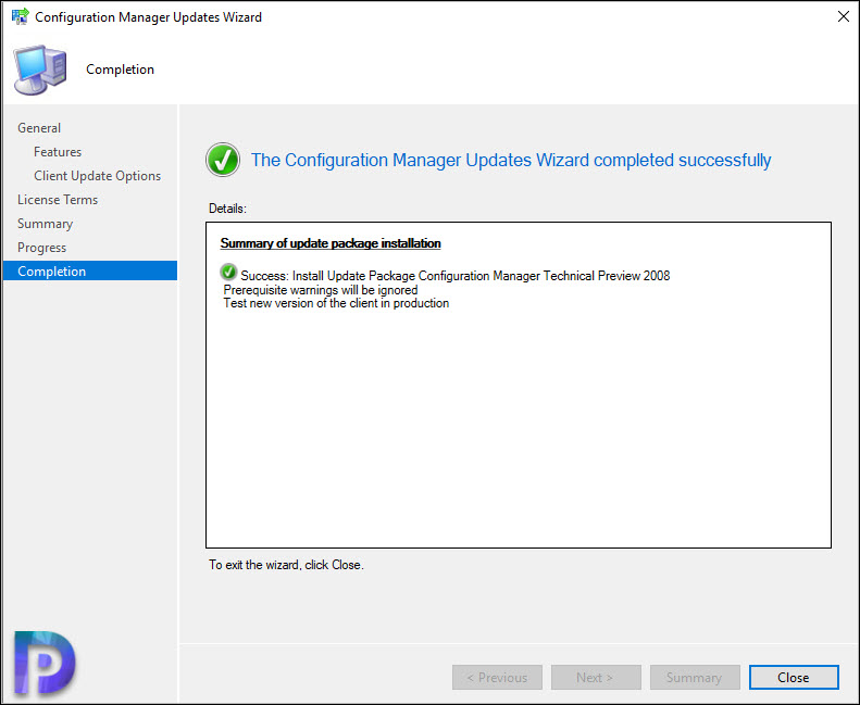 Configuration Manager Technical Preview 2008 Snap4