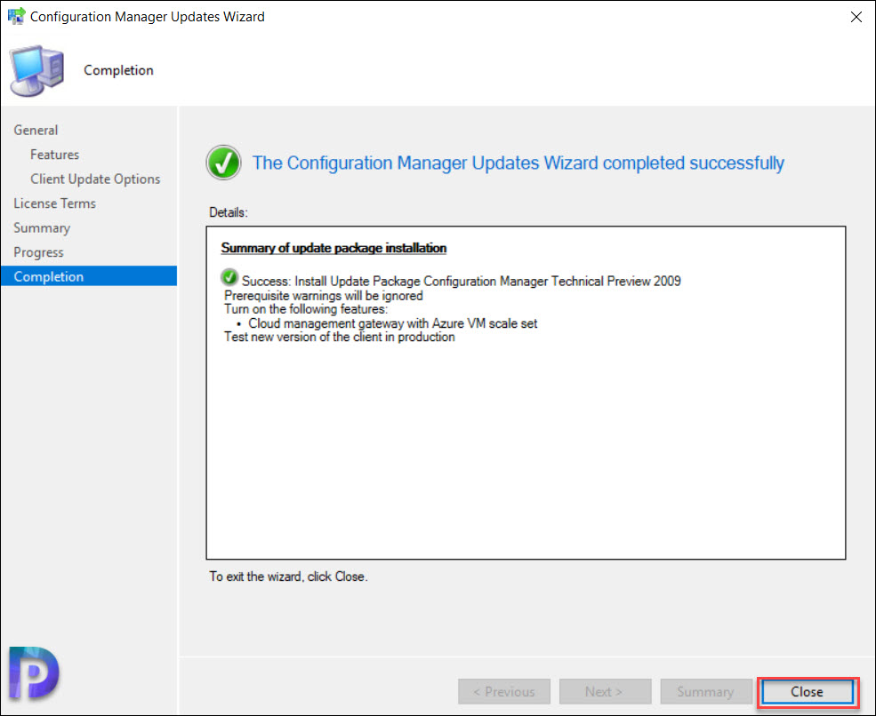 ConfigMgr Technical Preview 2009