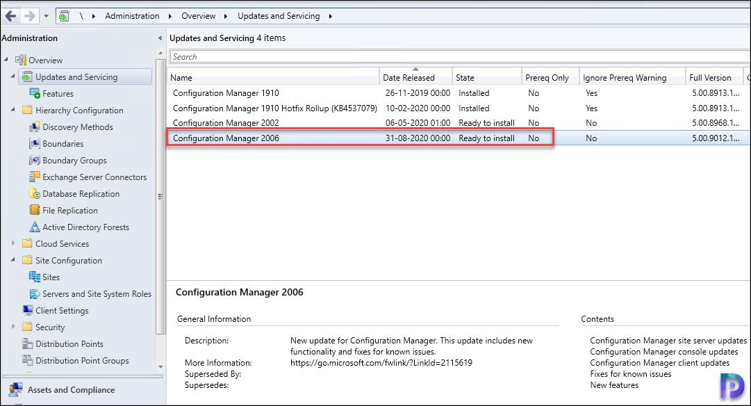 Configuration Manager 2006 Generally Available
