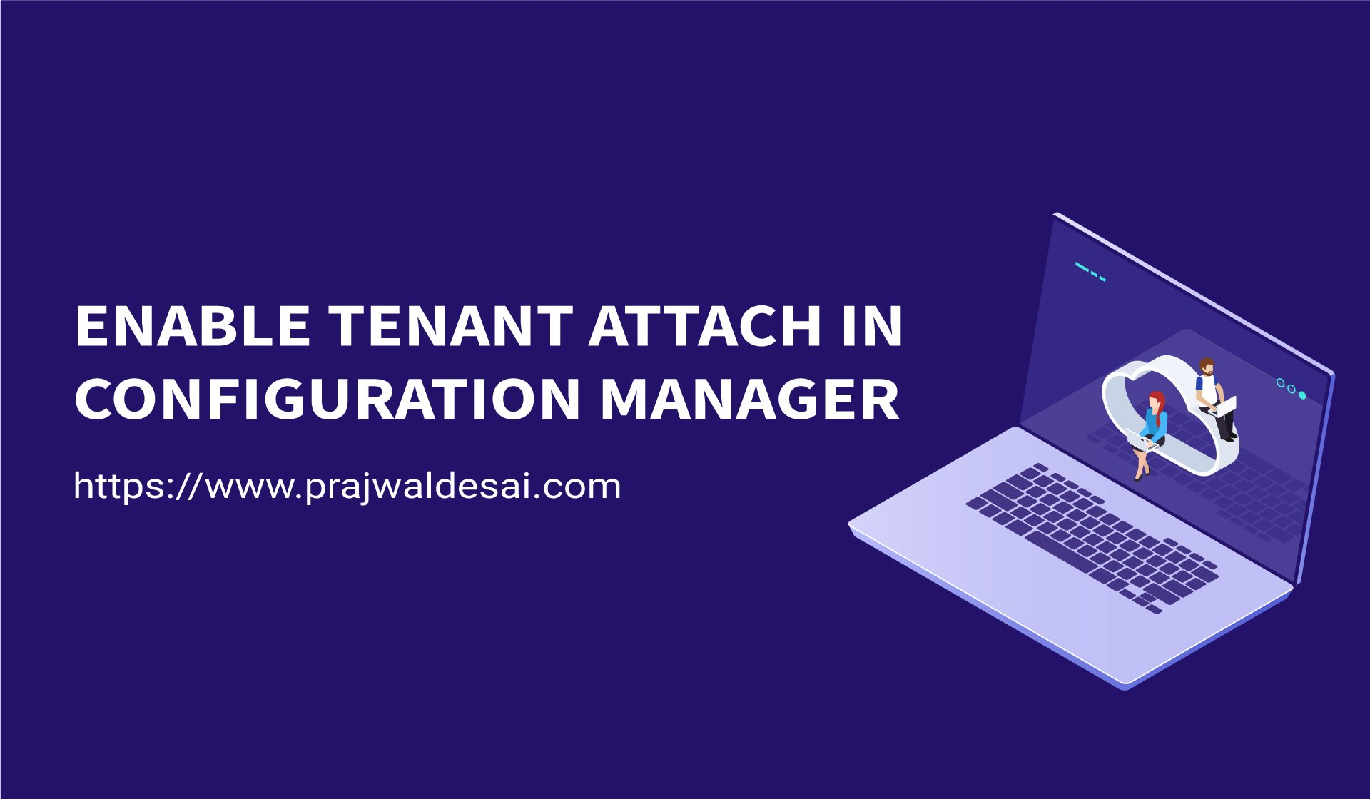 Enable Tenant Attach in ConfigMgr