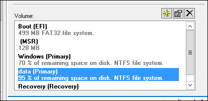 MDT Create Extra Partition and Deploy Task Sequence Snap7