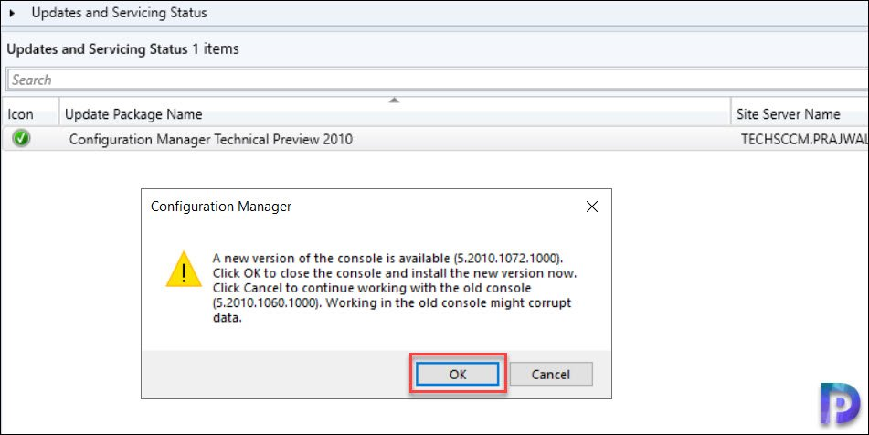 Technical Preview Configuration Manager 2010 Snap4
