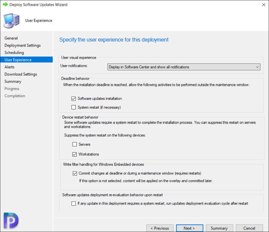 Upgrade to Windows 10 20H2 using ConfigMgr Snap26