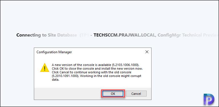 SCCM 2011 Console Upgrade