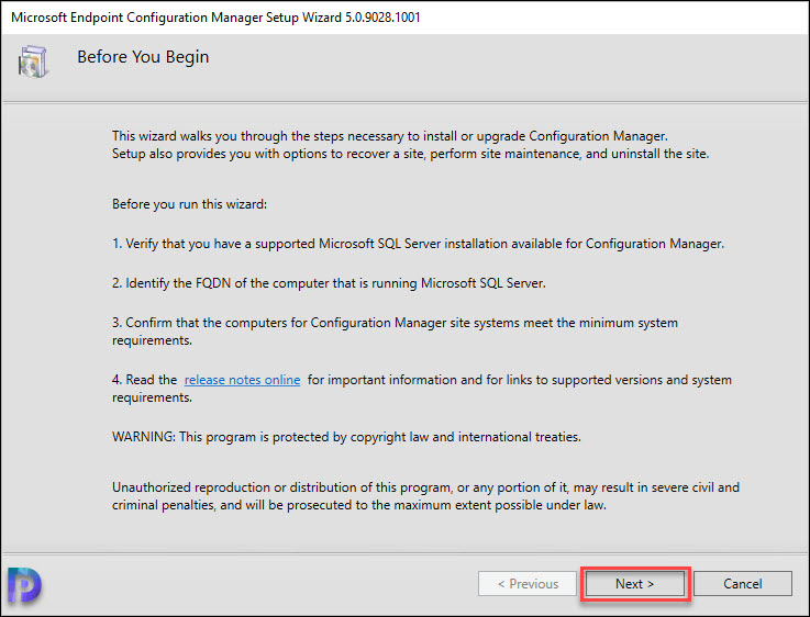 Uninstall Microsoft Endpoint Configuration Manager