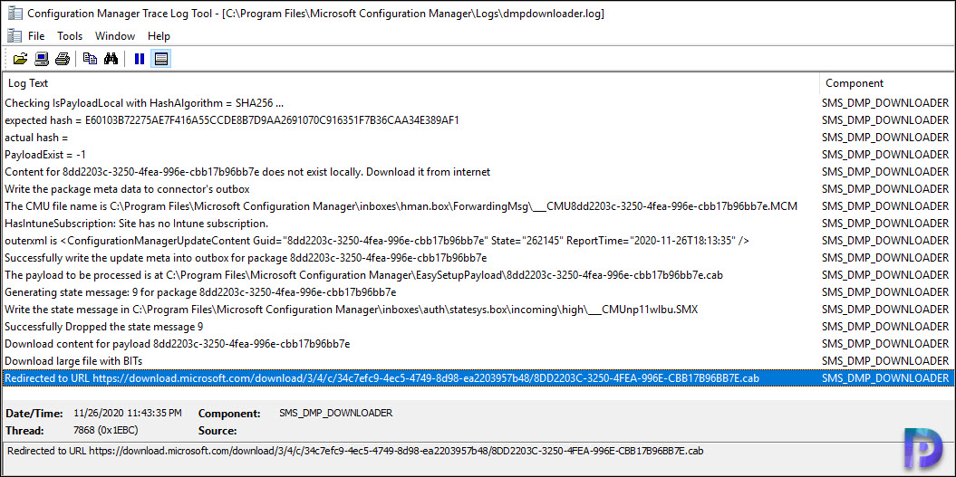 Download Configuration Manager 2010 Update
