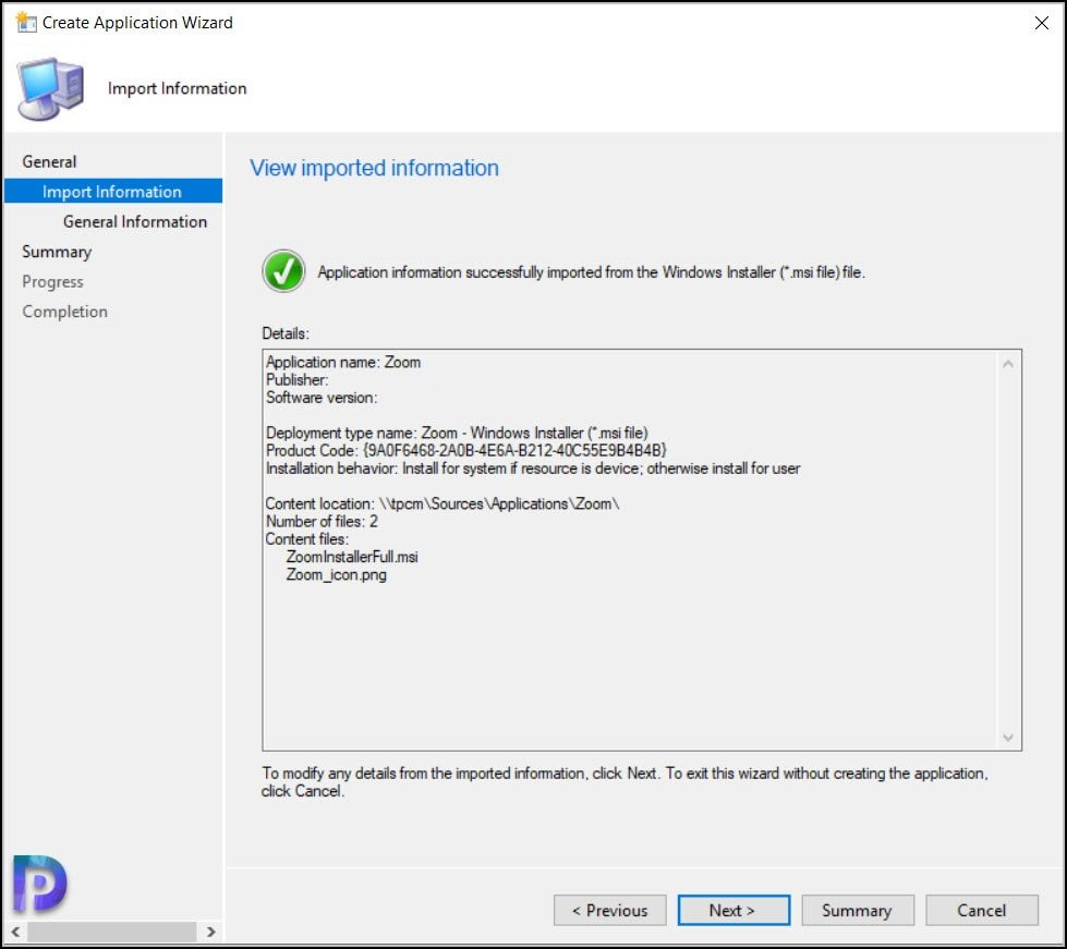 Zoom Client Import Information