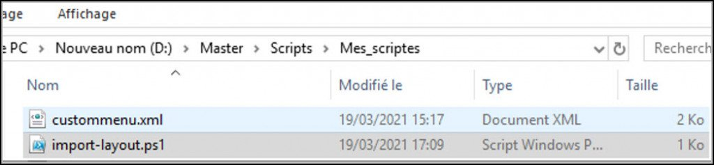 Import Custom Start Menu with PowerShell Script
