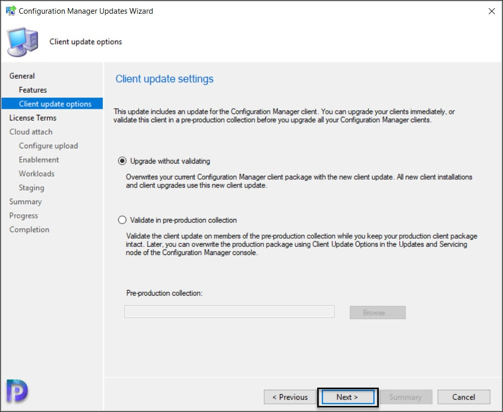 ConfigMgr Technical Preview 2104