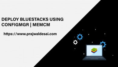 Deploy BlueStacks Using ConfigMgr