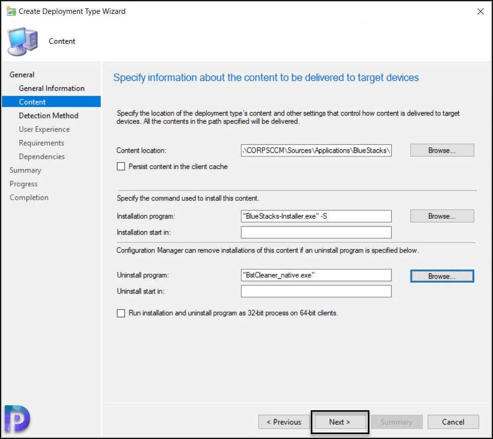 BlueStacks Install and Uninstall Commands