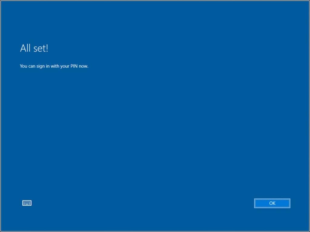 Windows Autopilot Setup Complete
